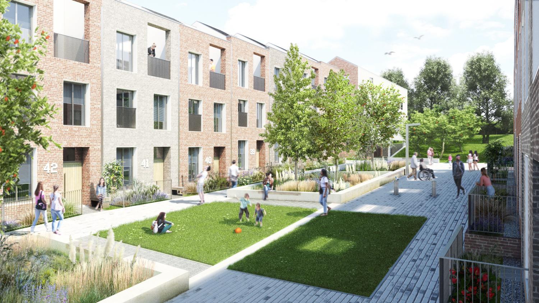 ECL plans Clifton Hill green space enhancement