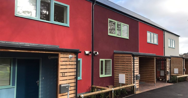 New Low Energy Homes Battle Against Climate Change