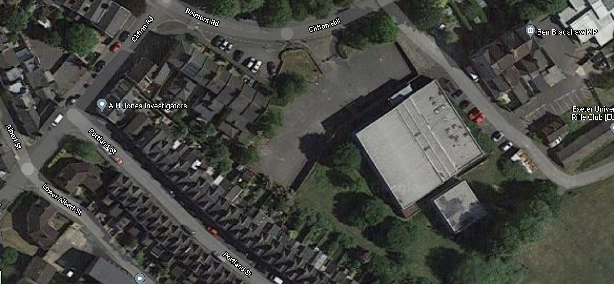 Clifton Hill Satellite